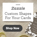 Custom shape greeting cards