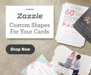 Shop Custom Invitations on Zazzle