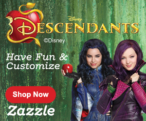 Shop Disney Descendants on Zazzle