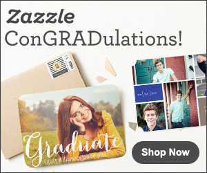 Graduation gifts and supplies personalized