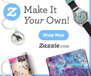 Make It Your Own Design at Zazzle