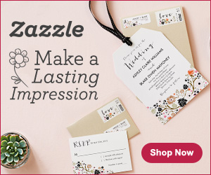 Wedding Gifts personalized at Zazzle