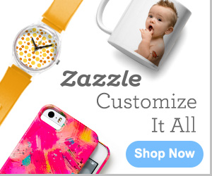 Customize Gifts at Zazzle