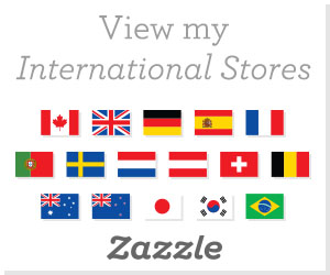 International Zazzle online shops