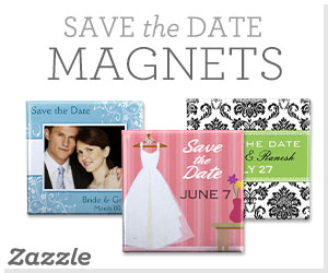 Create Custom Save the Date Magnets