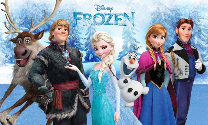 Frozen Gifts Frozen