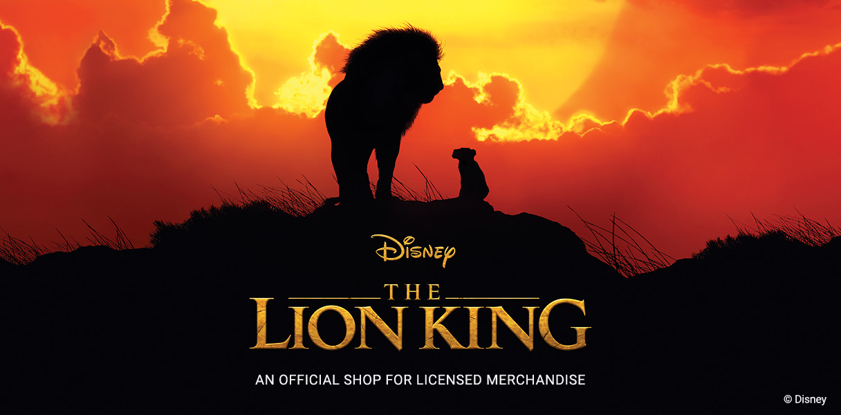 Show Your Style Loud and Proud With Official Lion King Merch!