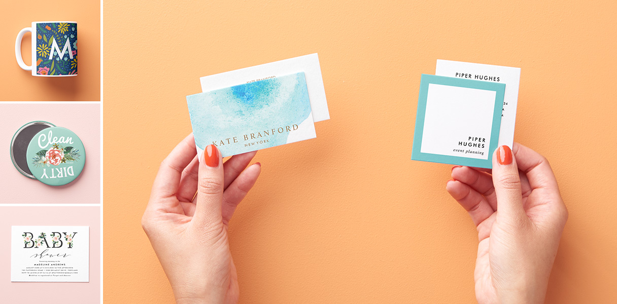 Check Back Every Day This Week for Great Deals on Business Cards, Mugs & More!