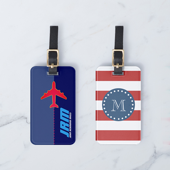 50% Off Luggage Tags