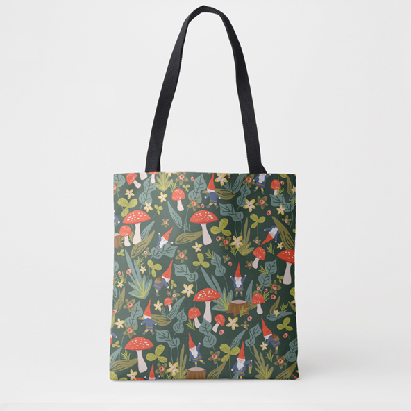 50% Off All-Over-Print Totes