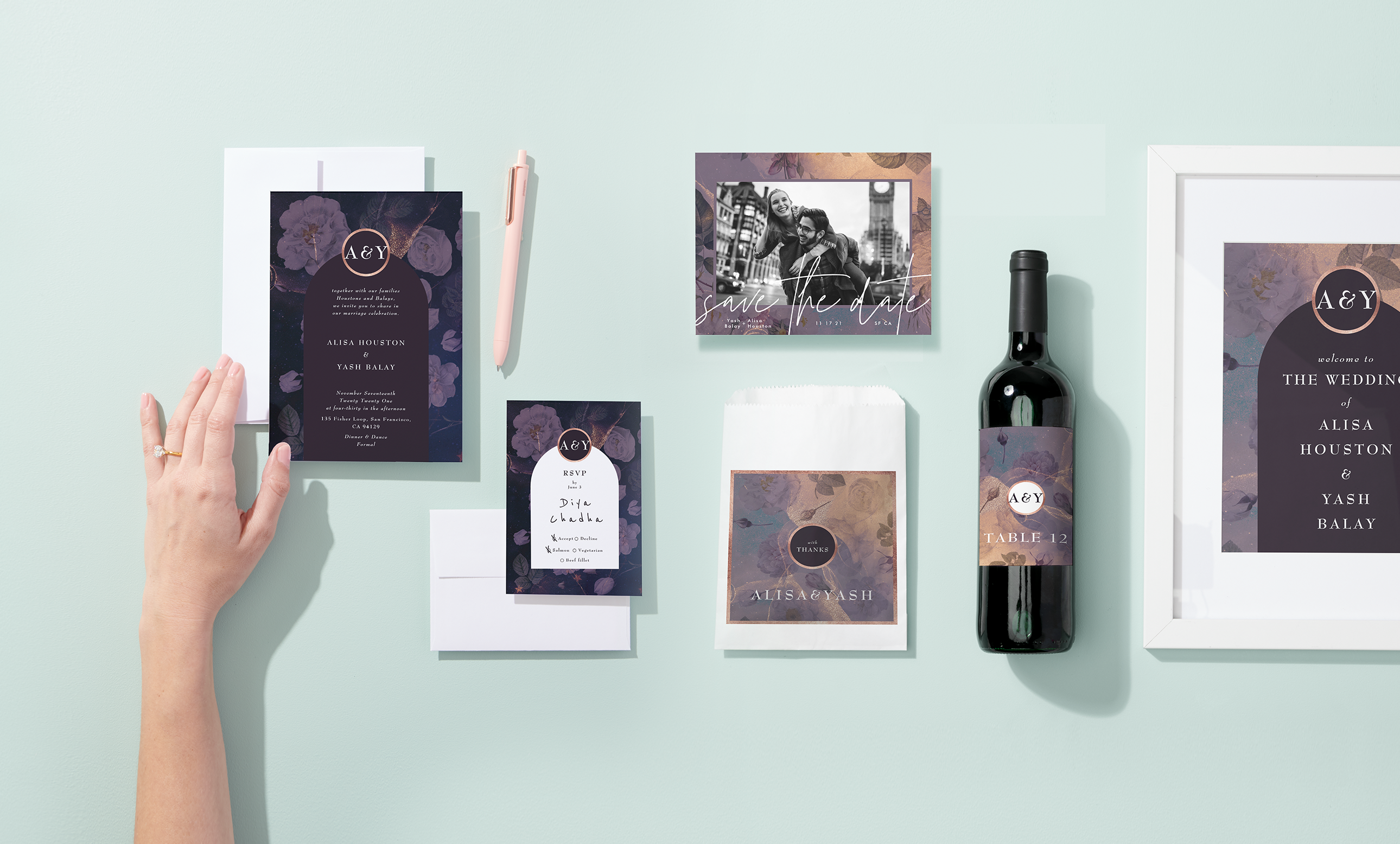 Shop Invitations, Stationery,  Décor, Gifts & More